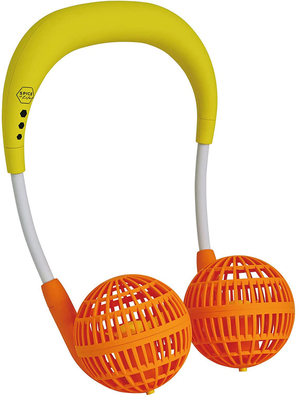 Wearable Fan Kids - Yellow