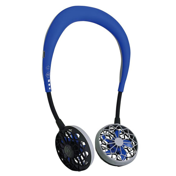 Wearable Fan - Blue