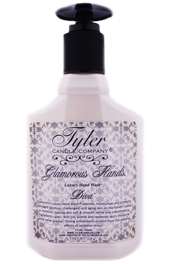 Tyler Candles - Diva Luxurious Hand Wash