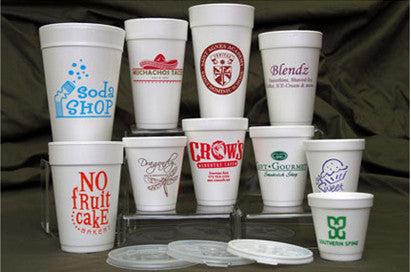Personalized Foam Cups (16 oz. - Set of 50)