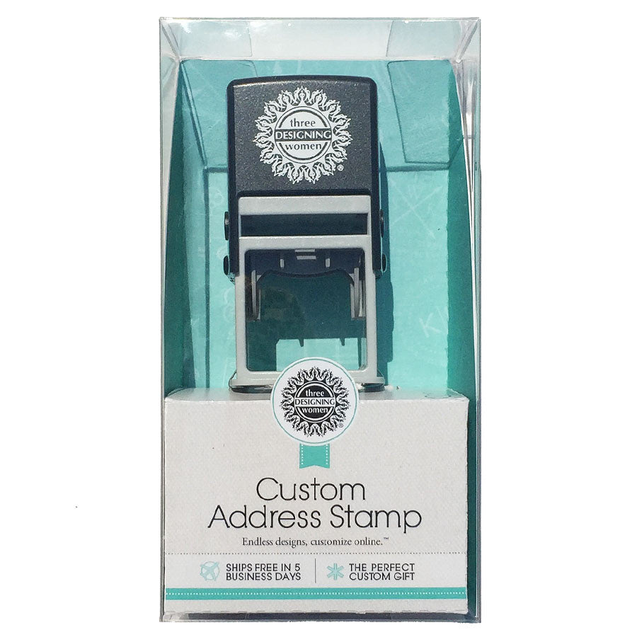Custom Address Stamp Kit