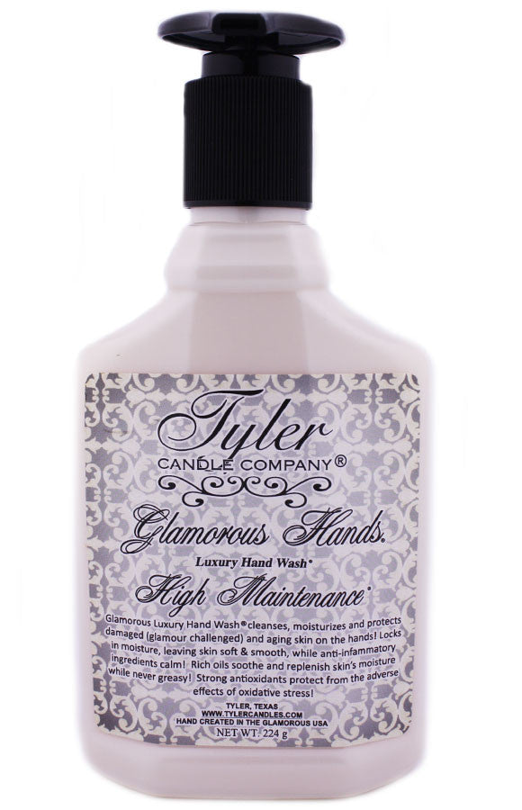 Tyler Candles - High Maintenance Luxurious Hand Wash