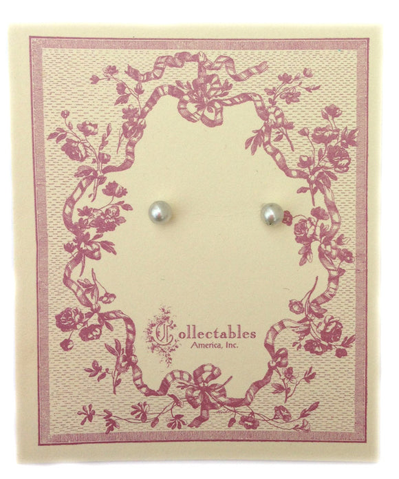 Child Pearl Earrings