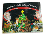 Book - Louisiana Night Before Christmas