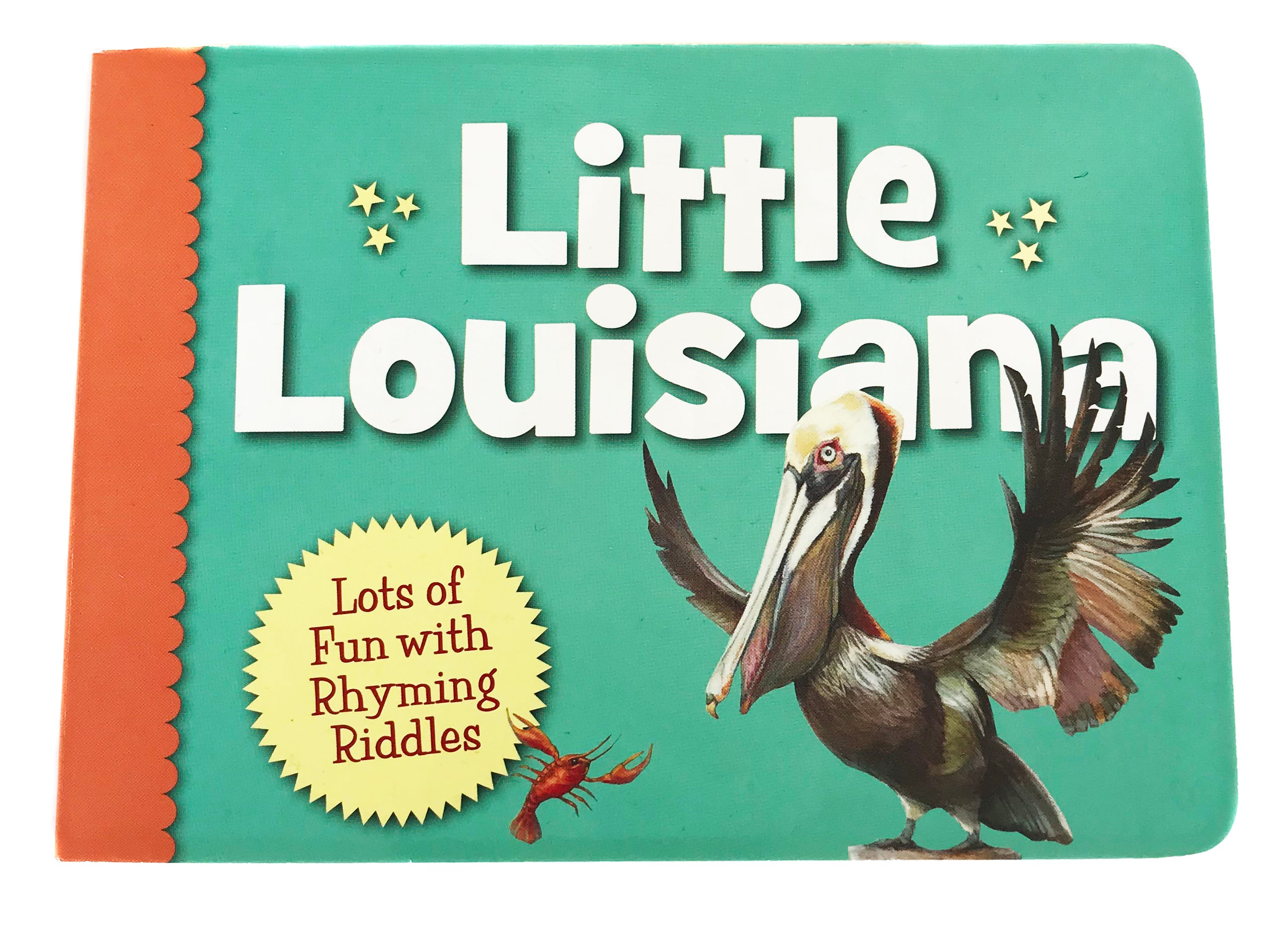 Book - Little Louisiana