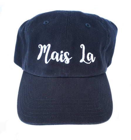 Mais La Hat- Navy