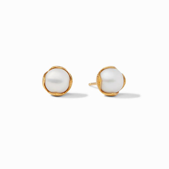Julie Vos Earrings  - Penelope Small Stud