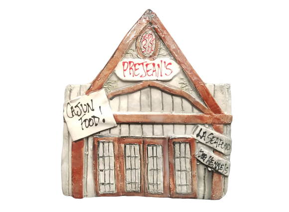 Louisiana Plaques - Prejean's Restaurant