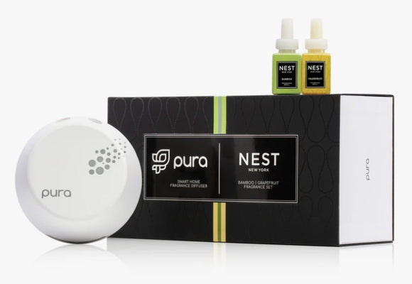 Nest - Pura Smart Home Fragrance Diffuser Set