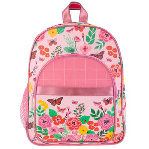 Stephen Joseph Backpack - Butterfly Floral
