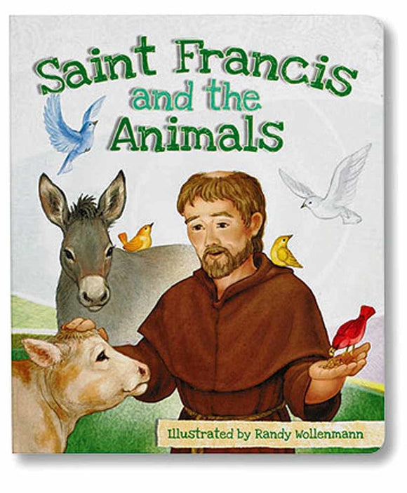 Book - Saint Francis and the Animals