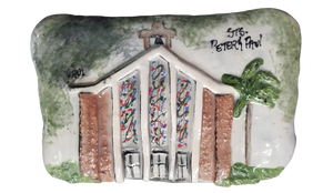Louisiana Plaques - Saints Peter & Paul Church