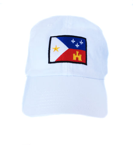 Hat- Acadian Flag