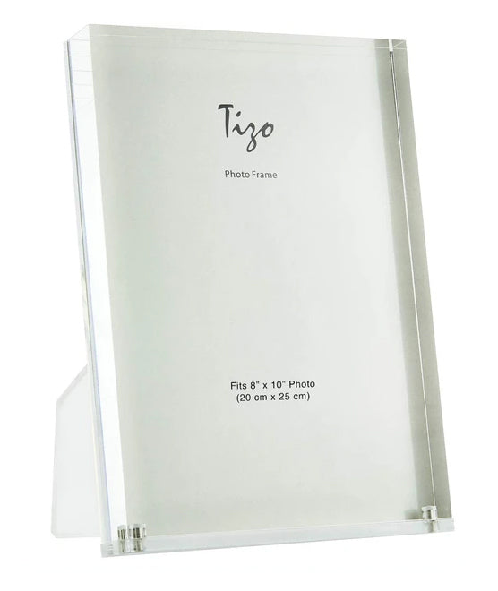 Lucite Clear Frame - 8x10