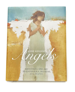 Book - Angels: Devotions and Art to Encourage, Refresh, and Inspire