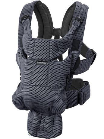 BABYBJORN Baby Carrier Free - Anthracite