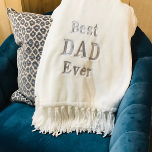 Blanket - Best Dad Ever