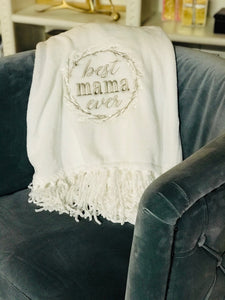 Blanket - Best Mama Ever
