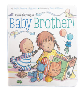 Book - You're Getting a Baby Brother!