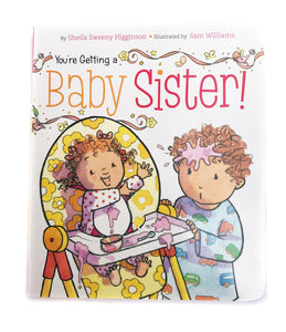 Book - You're Getting a Baby Sister!
