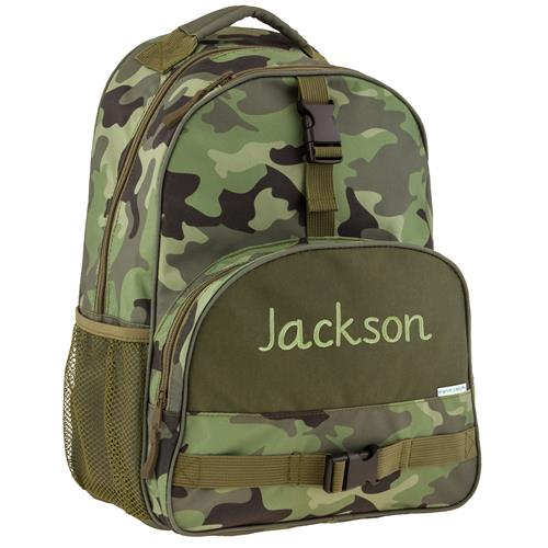 Stephen Joseph Backpack - Camo
