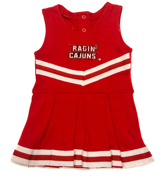 Cheerleader Bodysuit - Ragin Cajun