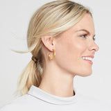 Julie Vos Earrings  - Chloe Hoop