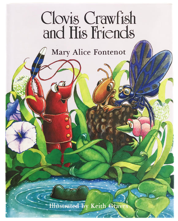 Book - Clovis Crawfish and His Friends