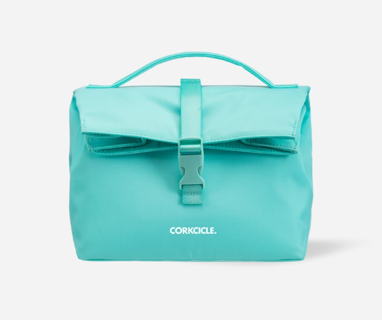 Corkcicle Nona Lunchbag - Turquoise