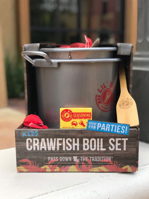 Kids Crawfish Boil Set