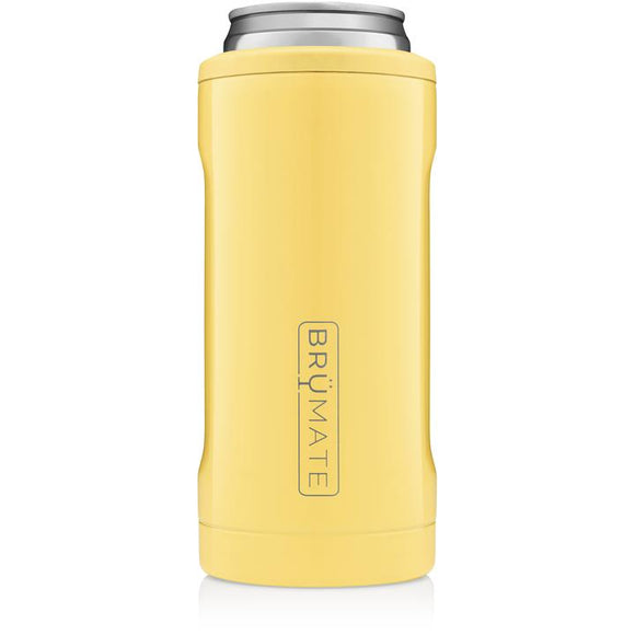 Brumate Slim Can Cooler - Daisy