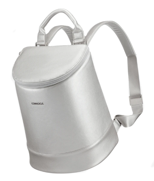 Corkcicle Cooler - Silver