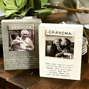 Frame - Grandparent