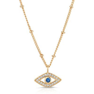 Joy Dravecky Necklace - Gaze Eye