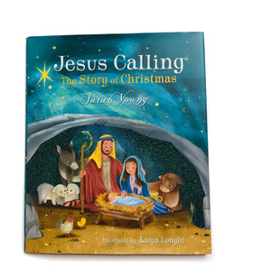Book - Jesus Calling: The Story of Christmas