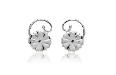 Levears Earring Lifts - Sterling Silver