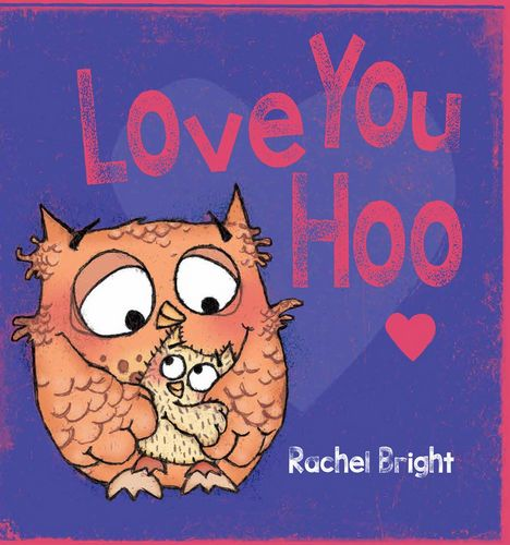 Book - Love You Hoo