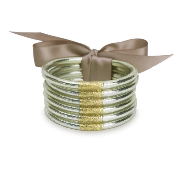 BuDhaGirl All Weather Bangles - Lumiere