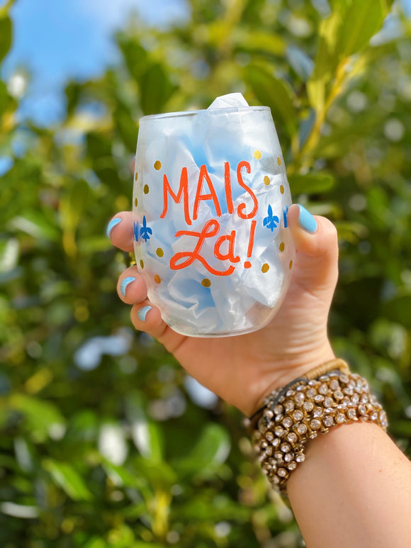 Stemless Wine - Mais La