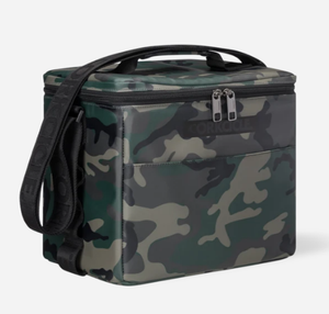 Corkcicle Mills 8 Soft Cooler - Woodland Camo