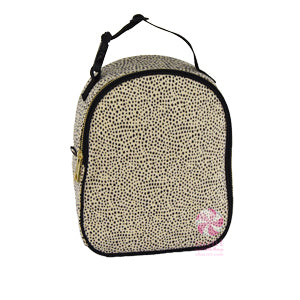 Seersucker Gum Drop Lunchbox - Cheetah