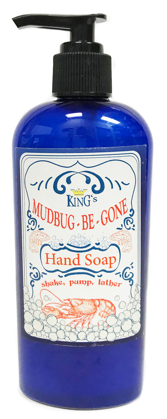 Handsoap - Mudbug Be Gone