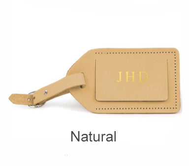 Jon Hart Luggage Tag