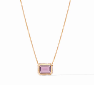 Julie Vos Necklace - Bordeaux Clara Luxe