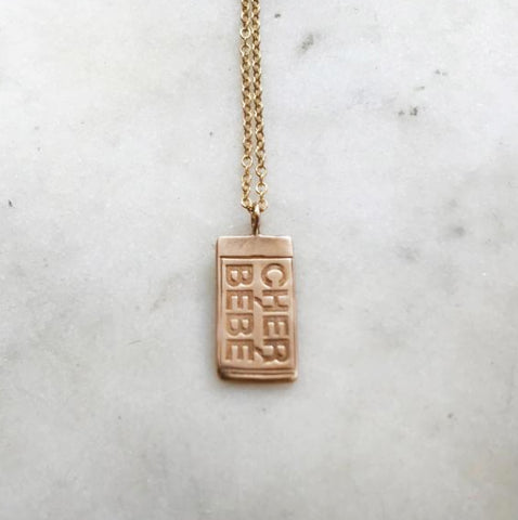 Necklace- Cher Bebe