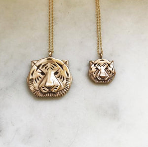 Necklace- Tiger