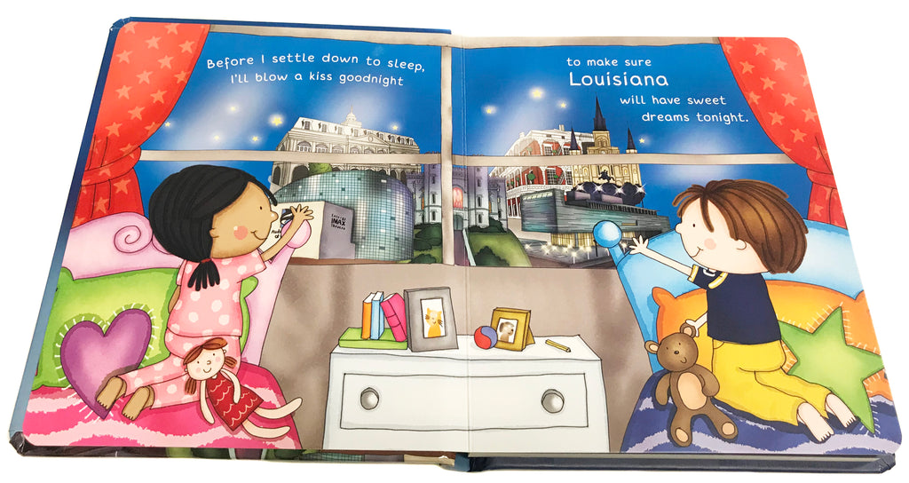Book - Night-Night Louisiana