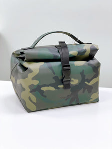 Corkcicle Nona Lunchbag - Woodland Camo
