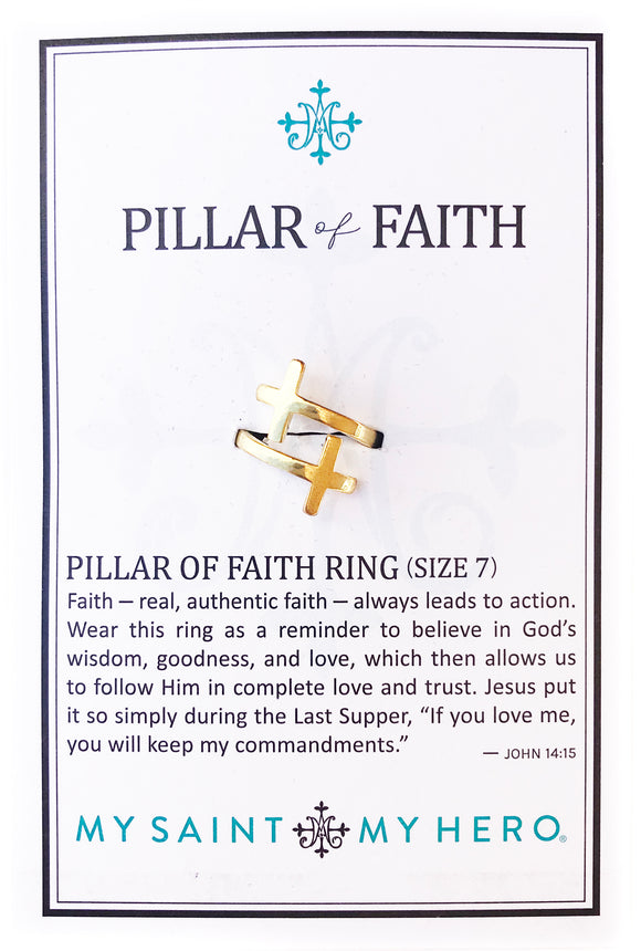 Ring - Pillar of Faith