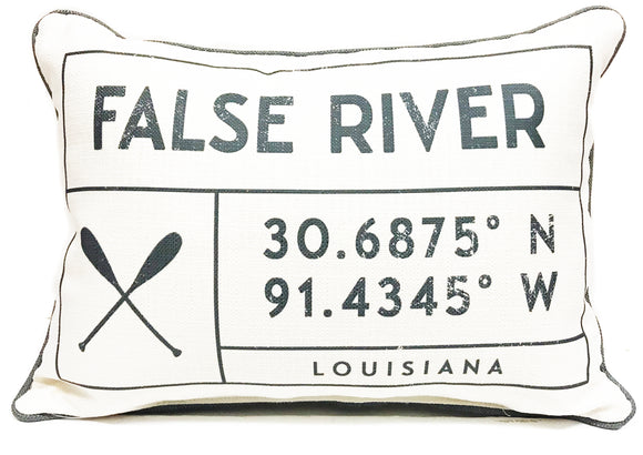 Pillow - False River, LA